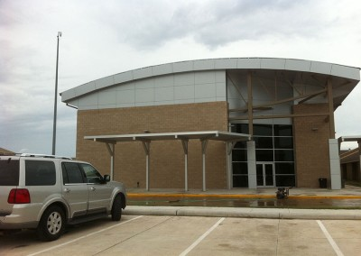 Additions to Iberville MSA Academy West Campus Gymnasium